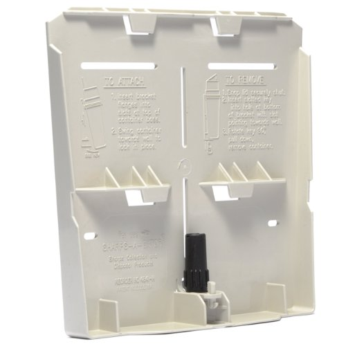 Sharps Container Wall Bracket And Key Only ()