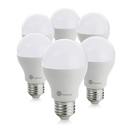 Lampadine led taotronics set lampadina e26 9w equivalente for Dove comprare lampadine led online