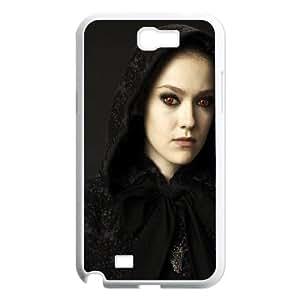Samsung Galaxy N2 7100 Cell Phone Case White Twilight M2349156