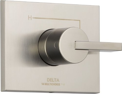 Delta T14053-SS Vero Monitor 14 Series Valve Trim Only, Stainless