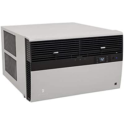 Friedrich EM18N34A 17500 btu - 230 volt - 10.7 EER Kuhl+ series room air conditioner with electric heat