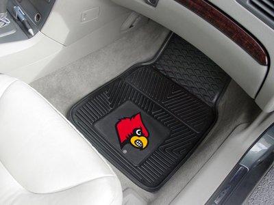 Cardinals Car Mats 2 Piece - 3