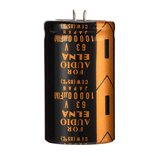 4pcs 63V 10000UF Replacement Power Electrolytic Capacitor For ELNA AUDIO 30*50mm