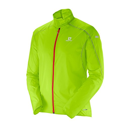 Green Jacket S Light Salomon Granny Men lab ntY44qaw