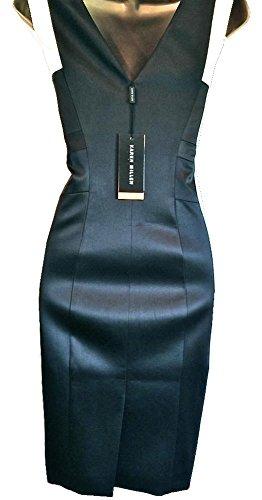 Fitted Shift Dress Karen Lace Grey Black Panel Ultimate Millen HwCZCq4