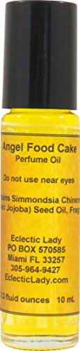 Angel Food Cake Perfume Oil, Small by Eclectic Lady