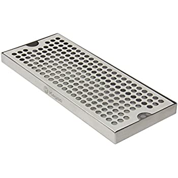Amazon Com Kegco Kc Dp 125 Beer Drip Tray Surface No