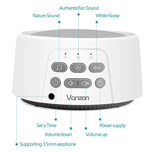 Buy white noise sound machine for baby