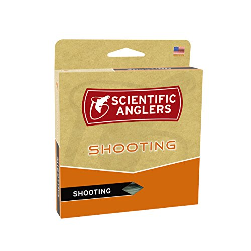 Scientific Anglers Sinking Shooting Tapers with Loop - Type III DARK GREEN ST8S