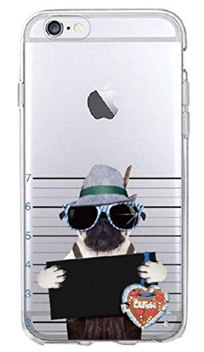 coque iphone 8 bouledogue