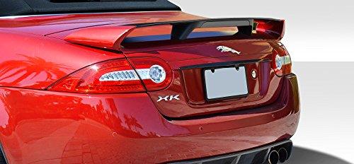 2007-2015 Jaguar XK Duraflex XKR-S Look Rear Wing Trunk Lid Spoiler - 1 Piece by Duraflex