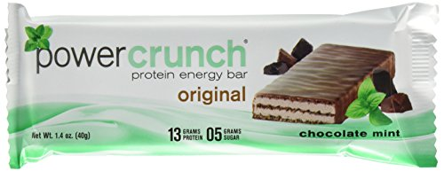 Crunch Protein Energy Chocolate 1 4 Ounce product image