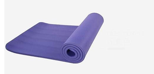 Alfombrilla De Yoga De Ejercicio Grueso De 10 Mm ...