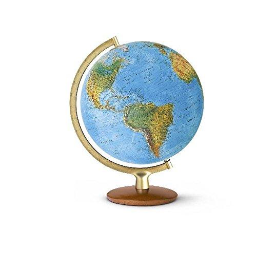 DPI 3015 Leuchtglobus: DPI3015 Karte phys./polit. 30 cm, Holzfuß kirschbaumfarb., Meridian goldfarben, Kabel integriert (Klassischer Globus) Landkarte – Globe, 1. April 2014 Räthgloben Räthgloben 1917 3941066080 Geographische Qualifier