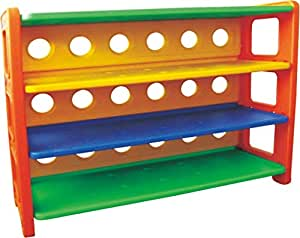 RBWTOYS Books Organizer For Multi Books For Kids Activity rbwtoy16624. Books Shelve Multi Colors
