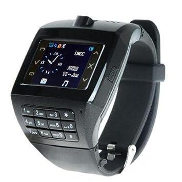 007 -Watch Smartwatch Reloj Inteligente Q8 Quad Band Teléfono ...