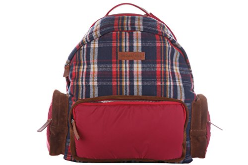 Dsquared2 sac à dos homme en Nylon tom rouge