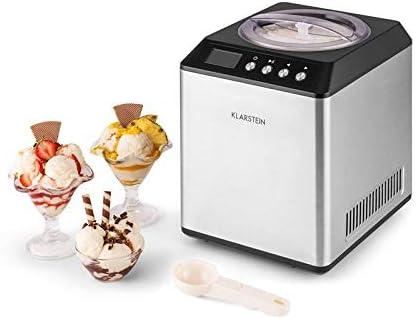 Klarstein Vanilla Sky Multi Edition - Máquina para hacer helados ...