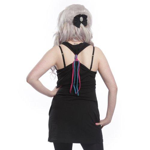 Cupcake Cult Damen Langtop Minikleid - Rebel Pan Dress