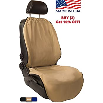CleanRide Trade Bacteria Resistant 100 Waterproof Car Seat Cover And Protector