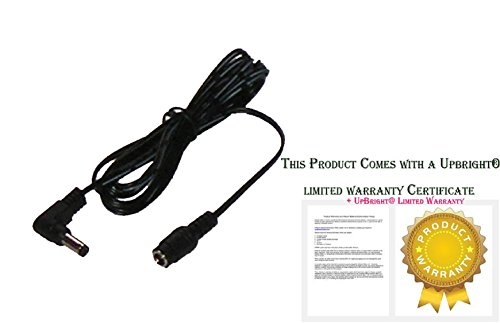 Price comparison product image UpBright 1.8m 6' Extension DC Power Cord Cable Plug For D-Link Wireless Network Surveillance Camera DCS 5V & 12V Series DCS-930L DCS-930L/2 DCS-931L DCS-932L DCS-2120 DCS-933L DCS-934 DCS-934L