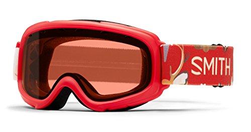 Smith Optics Gambler Youth Junior Snowmobile Goggles Fire Animal Kingdom / - Animal Ski Goggles