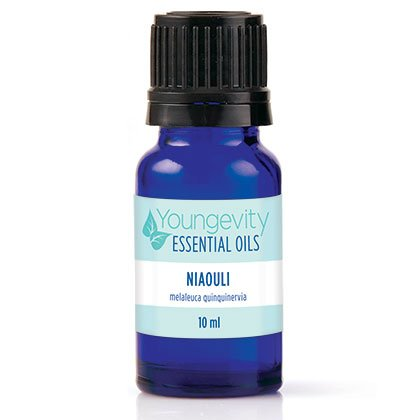 NIAOULI ESSENTIAL OIL 10 ML - 4 Pack