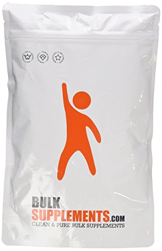 BulkSupplements Pure Taurine Powder (500 grams)
