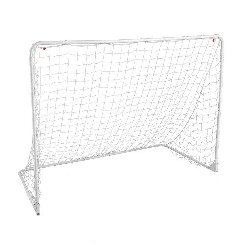 Crescendo Fitness Lion Sports 8 x 6-Feet Folding Soccer Goal