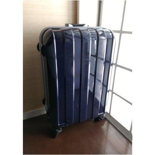 2c09a5a8a3 スーツケースの車輪にかぶせるだけで床の汚れ傷防止にキャリーケース用 ...