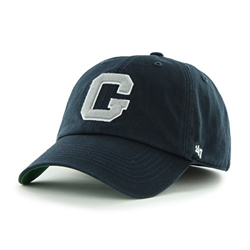 '47 NCAA Georgetown Hoyas Franchise Fitted Hat, Navy 2, Larg