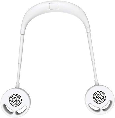 Ventilador Sin Hojas PortáTil USB Ventilador de Cuello Manos para ...