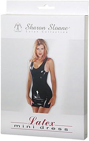 Sharon SloaneDamen Kleid Schwarz Schwarz