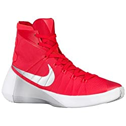 Nike 2015 Women's Hyperdunk-red-size 11.5