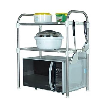 ZWL Küche Lagerung Rack Regal, Küche Dinge Haushalt ...