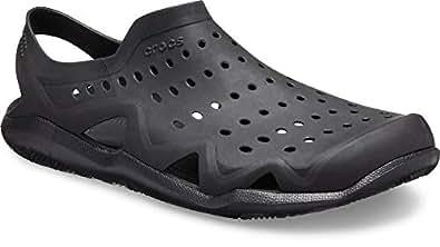 Crocs Mens - Swiftwater Wave M Black Size: 4 US / 3 AU