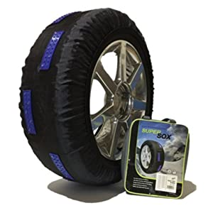 Tire Sox Aternative Traction Device for Winter Driving Conditions S58