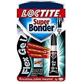 Cola Super Bonder Power FLEX GEL 2G Transparente Loctite