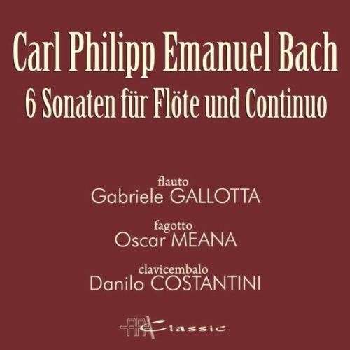 Amazon.com: Sonate Nr. 2 in D-Dur, Wq. 126: Oscar Meana
