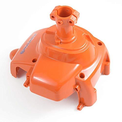 (Husqvarna 545205201 Line Trimmer Engine Flywheel Fan Housing Assembly Genuine Original Equipment Manufacturer (OEM) Part)