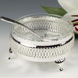 GIFT Vintage Queen Anne Silver Plated Serviette//Napkin Holder SALE