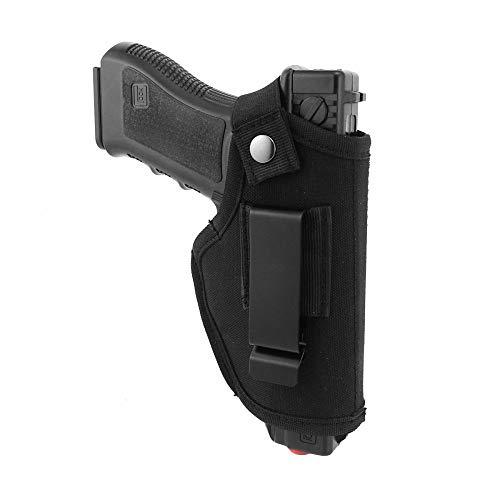 SAMTITY Etui pour Pistolet, Holster de Ceinture, Sac de Transport Dissimulé, Taille intérieure Le Holster Tactique en… 1