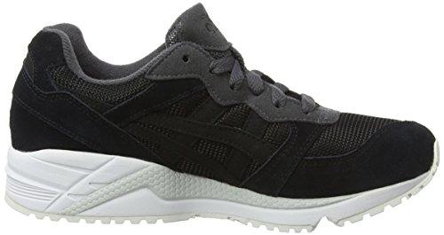 Adulto Zapatillas black black Asics Gel Negro Unisex lique zfwwIqx6