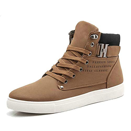 Winter Men Boots Leather Footwear for Man Top Canvas for sale  Delivered anywhere in USA