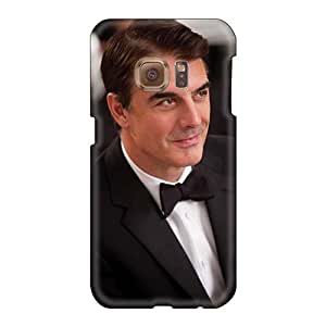 Shock Absorption Hard Cell-phone Case For Samsung Galaxy S6 (sfu4164vGkc) Provide Private Custom High-definition Mr Big Band Pictures