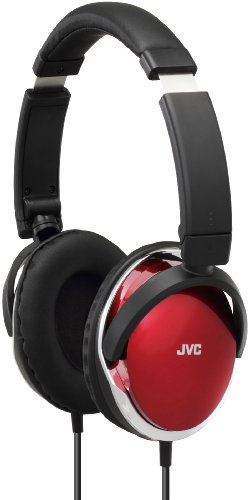 JVC HAS660W On-Ear Headphones