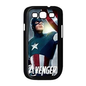 Samsung Galaxy S3 I9300 The Avengers pattern design Phone Case