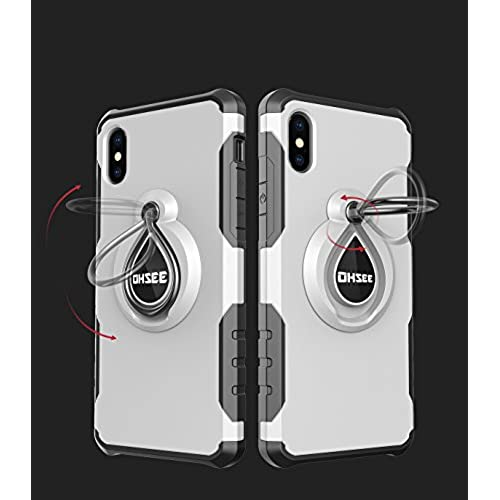 85%OFF iPhone X Case, iPhone 10 Case, with 360 Degree Rotating