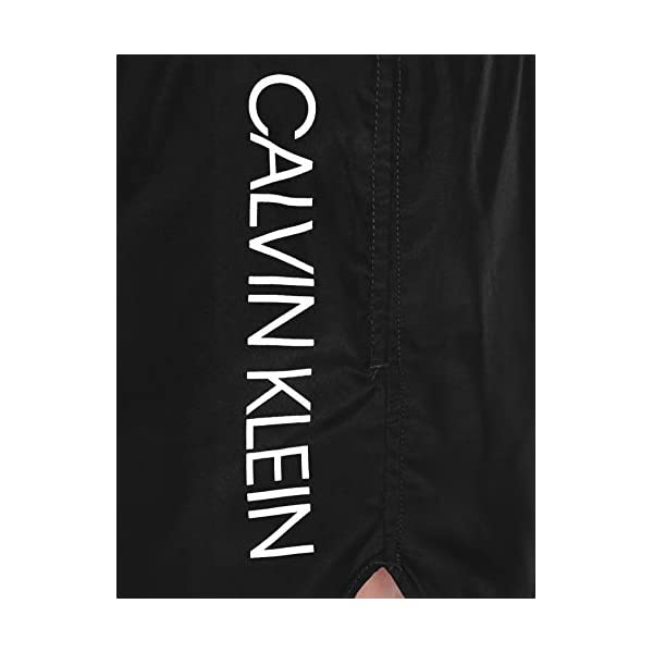 Calvin Klein Short Runner-Logo Costume da Bagno Uomo