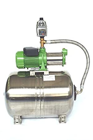 Water Works 100 Litre with edelstahlkessel + Garden Pump Rotary (HMC ...